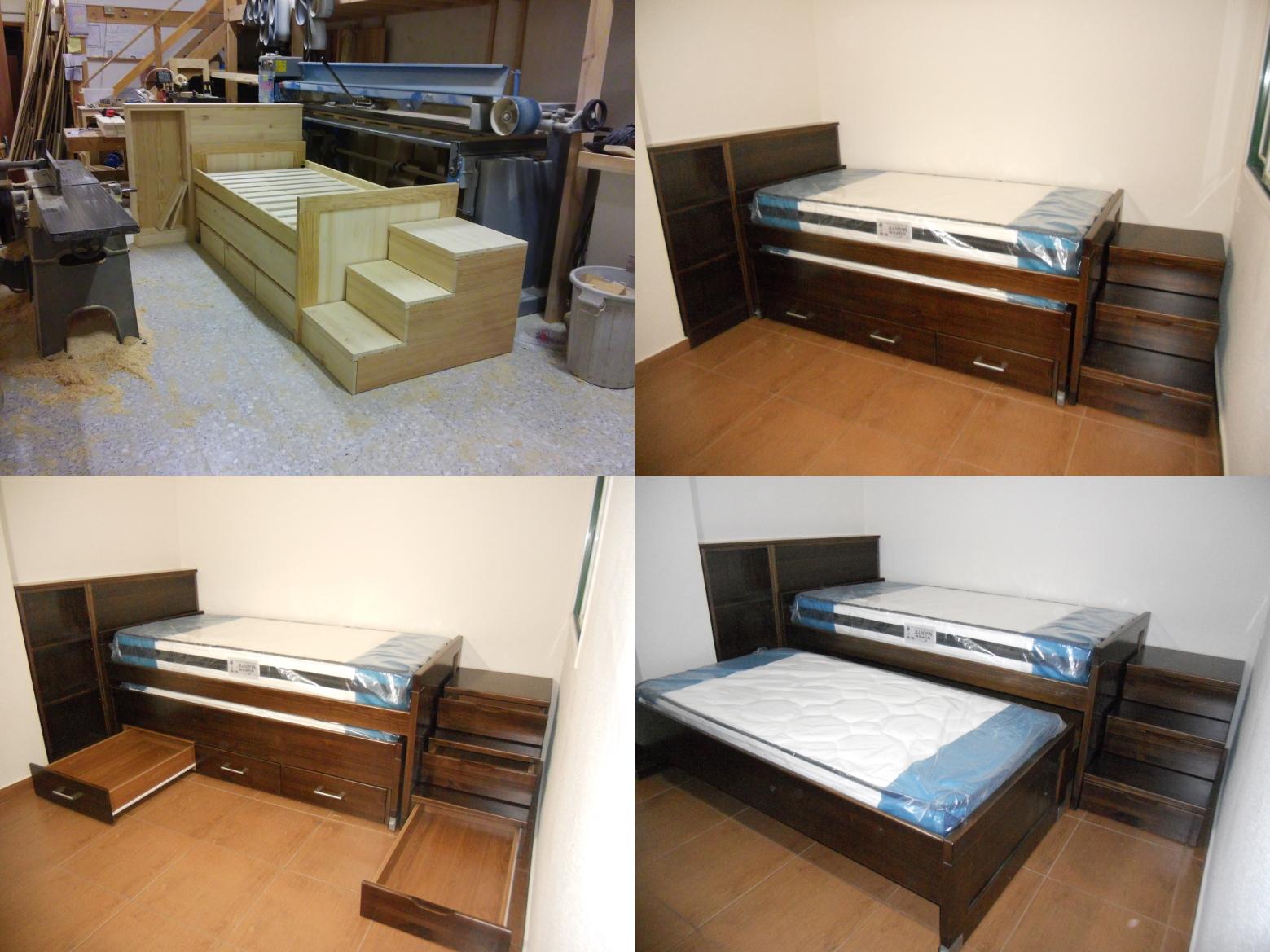 Dormitorios Juveniles  Ramón Granados, Fábrica de Muebles ...