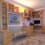 Salón modular pino macizo