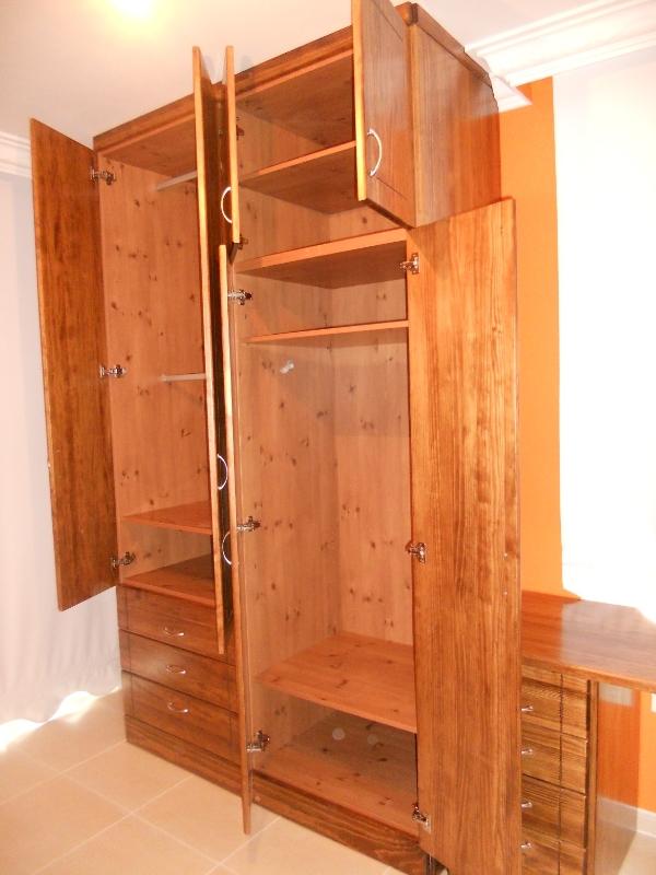 Dormitorios Juveniles | Ramón Granados, Fábrica de Muebles Macizos