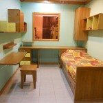 Dormitorio juvenil modular pino macizo