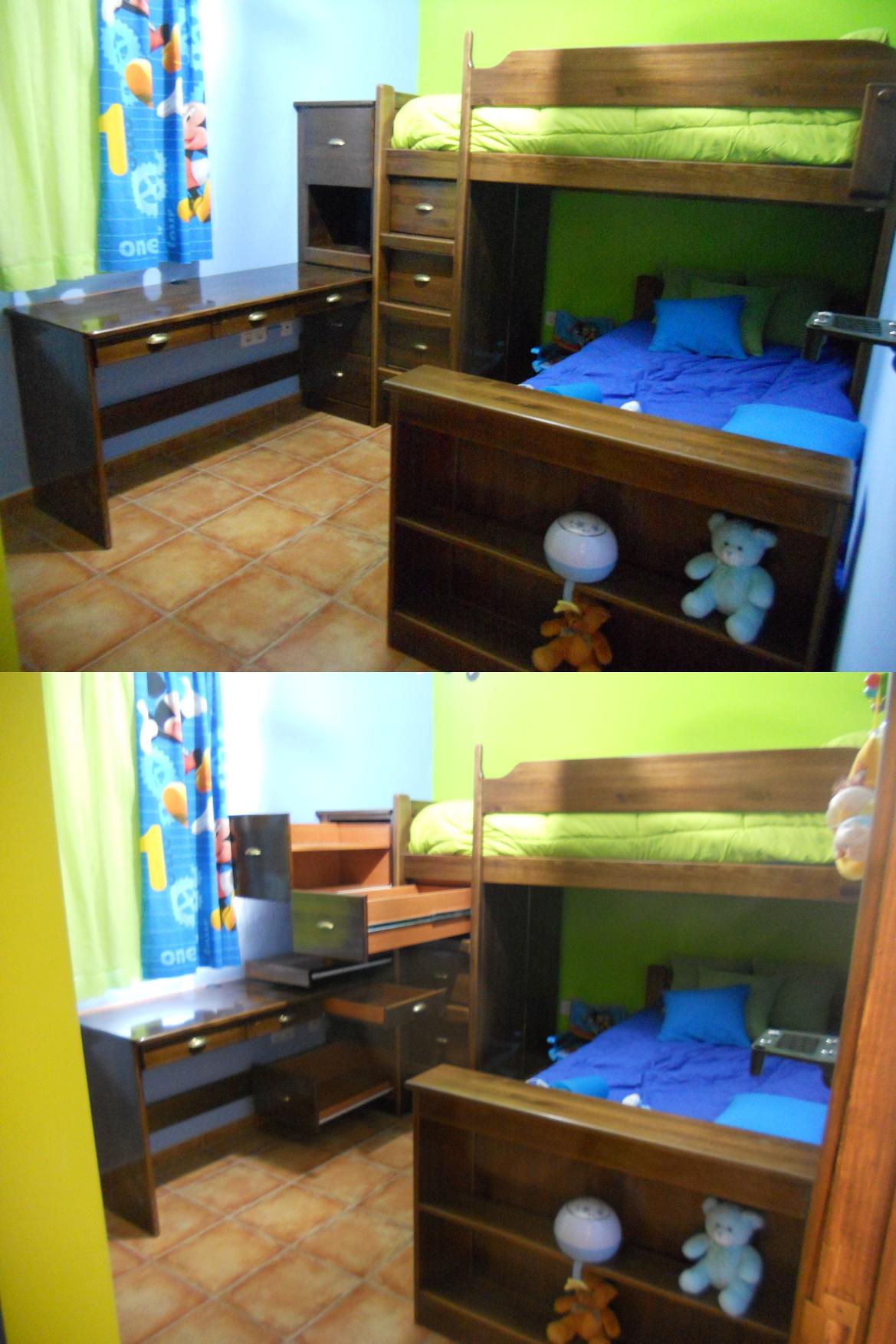 Dormitorios Juveniles Ram N Granados F Brica De Muebles Macizos # Muebles Mundo Box