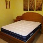 Dormitorio pino macizo