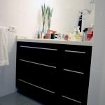 Mueble para baño pino macizo