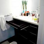 Mueble de baño pino macizo