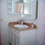 Composición para baño MDF con botiquin